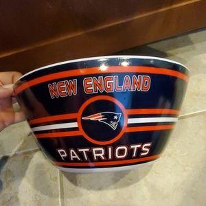 Patriots bowl